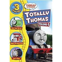 Thomas & Friends: Totally Thomas, Vol. 6