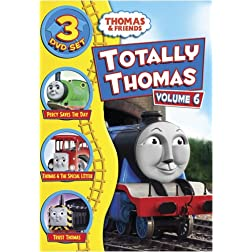 Thomas & Friends: Totally Thomas, Vol. 6