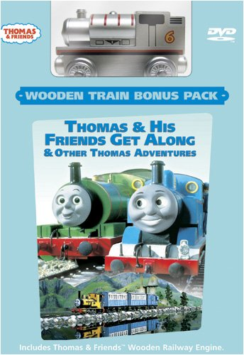 Thomas & Friends: Thomas & His Friends Get Along