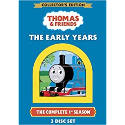 Thomas & Friends: The Early Years - The Complete 1st Season