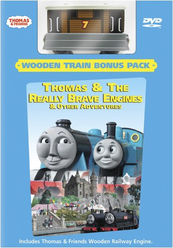 Thomas & Friends: Thomas and the Really Brave Engine