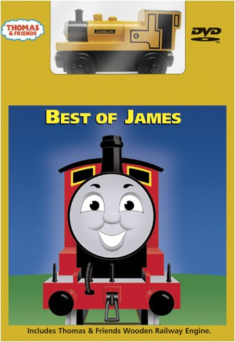 The Thomas & Friends: Best of James