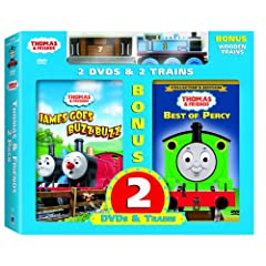 Thomas & Friends: James Goes Buzz Buzz/Best of Percy