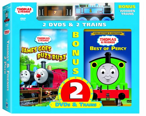 Thomas & Friends: James Goes Buzz Buzz/Best of Percy