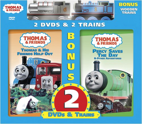 Thomas & Friends: Thomas & His Friends Help Out/Percy Saves the Day