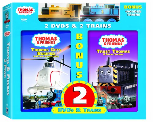 Thomas & Friends: Thomas Gets Bumped/Trust Thomas