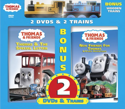 Thomas & Friends: New Friends for Thomas/Thomas & the Special Letter