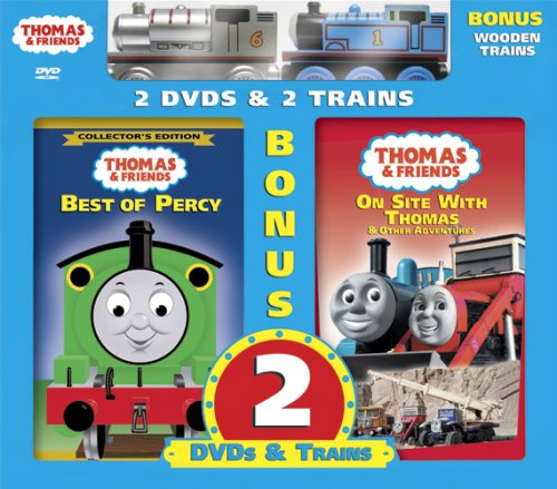 Thomas & Friends: On Site with Thomas/Best of Percy