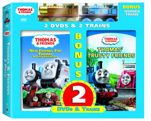 Thomas & Friends: New Friends for Thomas/Thomas' Trusty Friends