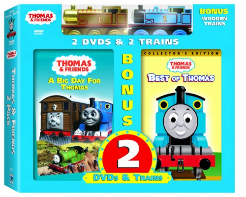 Thomas & Friends: A Big Day for Thomas/Best of Thomas