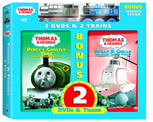 Thomas & Friends: Percy's Ghostly Trick/Spills & Chills and Other Thomas Thrills