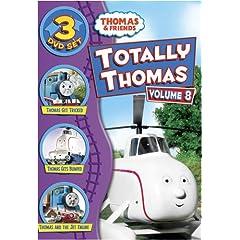 Thomas & Friends: Totally Thomas, Vol. 8