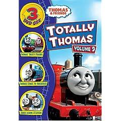 Thomas & Friends: Totally Thomas, Vol. 9