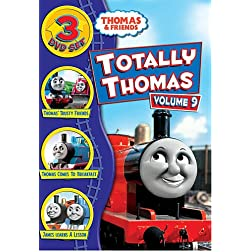Thomas & Friends: Totally Thomas, Vol. 9