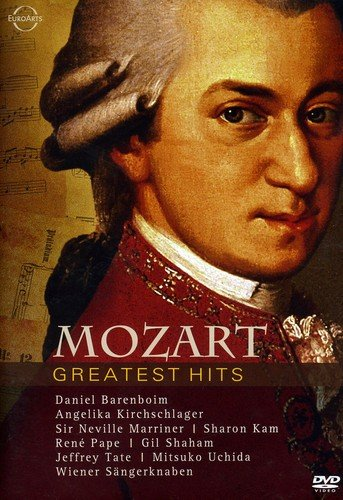 Mozart-Greatest Hits