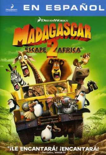 Madagascar: Escape 2 Africa (Spanish Edition)