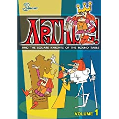 Arthur & The Square Knights of the Round Table 1