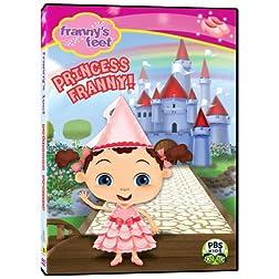 Franny's Feet - Princess Franny