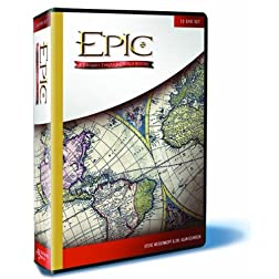 Epic: A Journey Through Church History, 20-Part Study (10 DVDs)