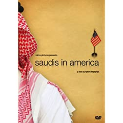 Saudis in America