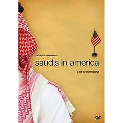 Saudis in America
