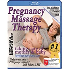 Pregnancy Massage: Taking care of mother and baby Instructional Video [Blu-ray]