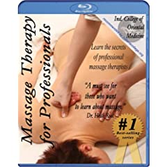 Massage for Professionals Instructional Video [Blu-ray]