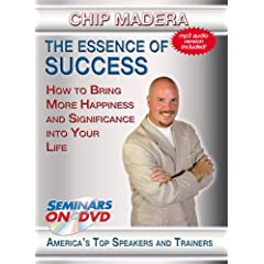 The Essence of Success - How to Bring More Happiness and Significance into Your Life - Motivational Seminar on Video