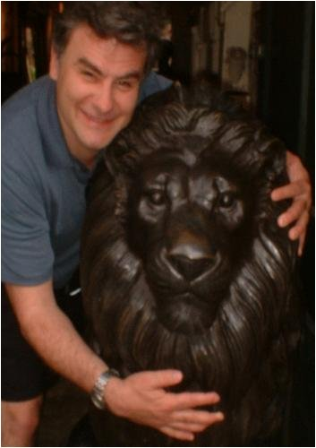 GREG LIONS, THE UNKNOWN CELEBRITY