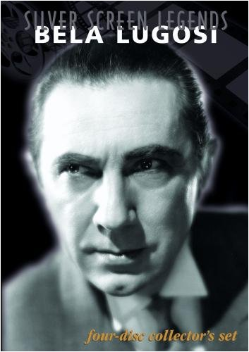 Silver Screen Legends: Bela Lugosi (Four-Disc Collectors Set)