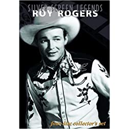 Silver Screen Legends: Roy Rogers (Four-Disc Collectors Set)