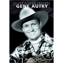 Silver Screen Legends: Gene Autry (Four-Disc Collectors Set)
