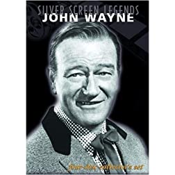 Silver Screen Legends: John Wayne (Four-Disc Collectors Set)