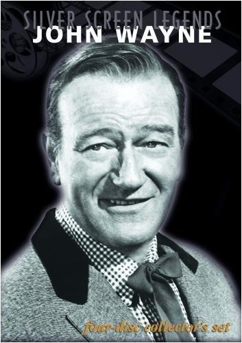 Silver Screen Legends: John Wayne (Four-Disc Collectors Set)
