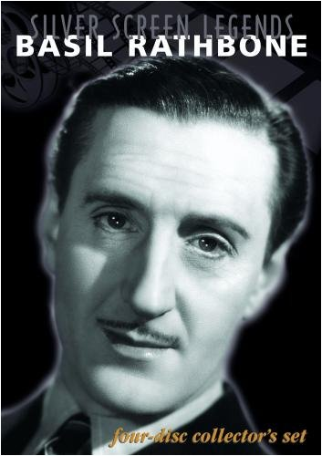 Silver Screen Legends: Basil Rathbone (Four-Disc Collectors Set)
