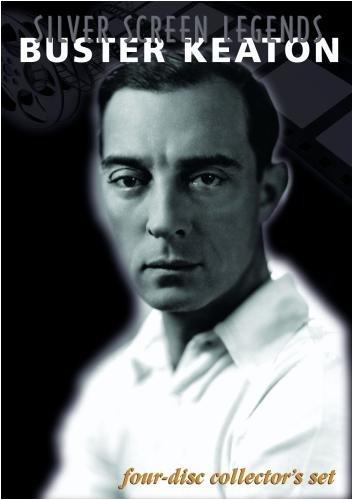 Silver Screen Legends: Buster Keaton (Four-Disc Collectors Set)