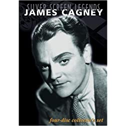 Silver Screen Legends: James Cagney (Four-Disc Collectors Set)