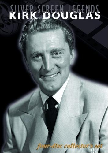 Silver Screen Legends: Kirk Douglas (Four-Disc Collectors Set)