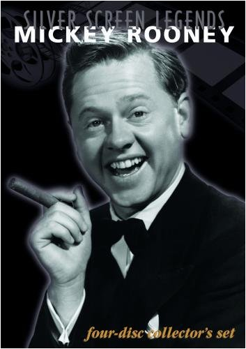 Silver Screen Legends: Mickey Rooney (Four-Disc Collectors Set)