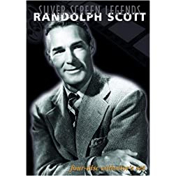 Silver Screen Legends: Randolph Scott (Four-Disc Collectors Set)