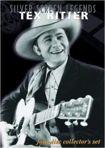 Silver Screen Legends: Tex Ritter (Four-Disc Collectors Set)