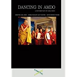 Dancing in Amdo