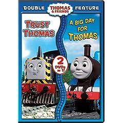 Thomas & Friends: Trust Thomas/A Big Day for Thomas