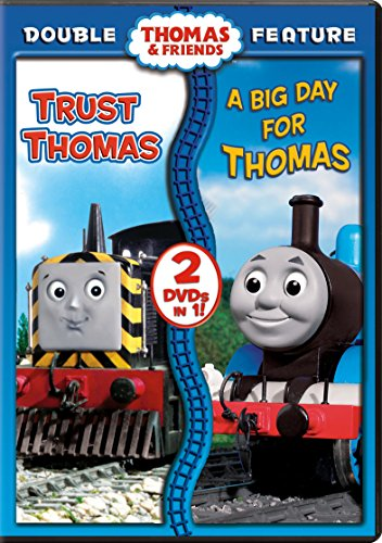 Thomas & Friends: Trust Thomas/A Big Day for Thomas