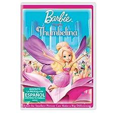 Barbie Presents: Thumbelina (Spanish)