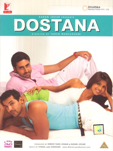 Dostana (2008) DVD