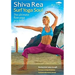 Shiva Rea: Surf Yoga Soul