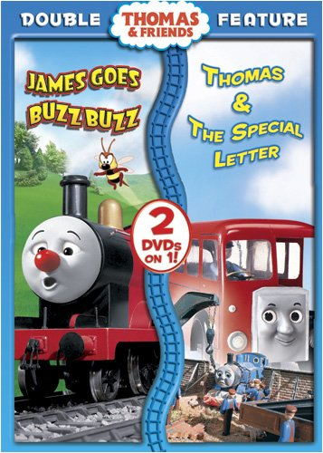 Thomas & Friends: James Goes Buzz Buzz/Percy's Ghostly Trick