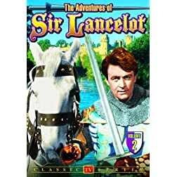 The Adventures of Sir Lancelot, Vol. 2