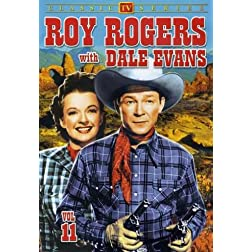 Roy Rogers with Dale Evans, Vol. 11